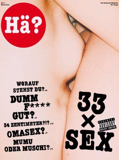 33 x Sex