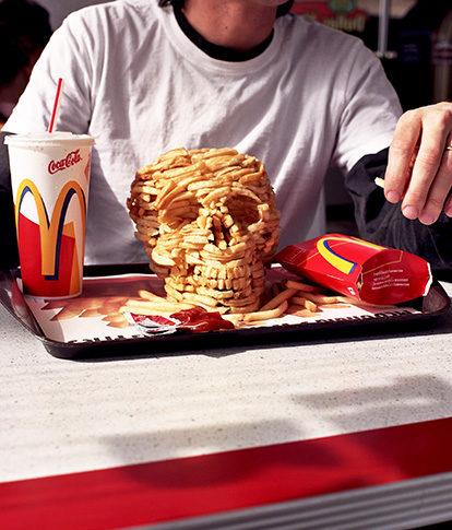 Warum schmeckt fettiges Essen so gut?