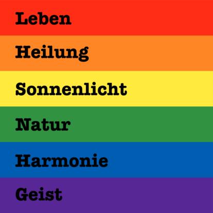 Pride-Flagge
