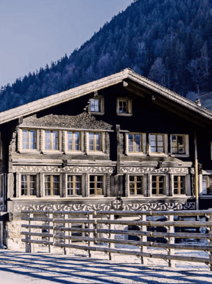 Luxushütte