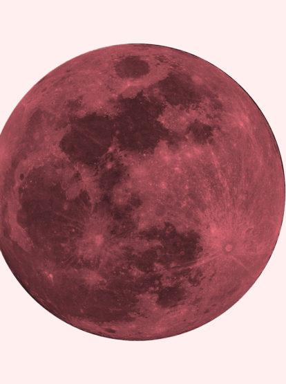 Beeinflusst der Mond die Menstruation?