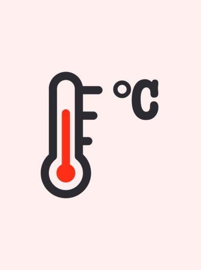 Zu heiss & zu kalt
